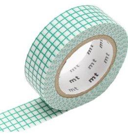 MT  MT washi tape hougan emerald