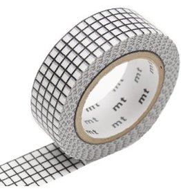 MT  MT washi tape hougan black