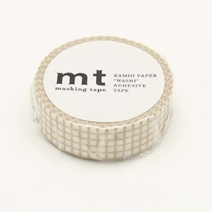 MT masking tape hougan gold