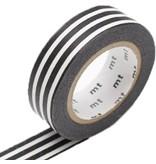 MT washi tape border black
