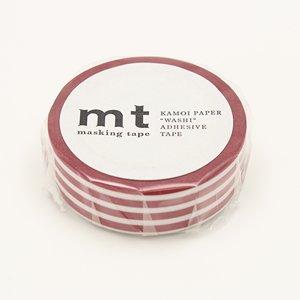 MT washi tape border strawberry
