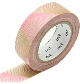 MT  MT masking tape line gradation gold