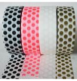 MT washi tape dot white