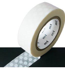 MT  MT washi tape dot white
