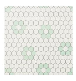 MT  MT casa washi tape tegel hexagon