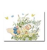Kaart baby van Elsa Beskow