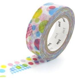 MT  MT masking tape ex random dot