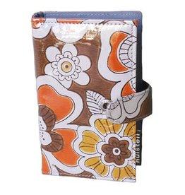 Huisteil creaties Pasjes houder vintage flower