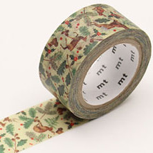 MT washi tape Kerstset 5