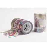 MT washi tape Kerstset 4