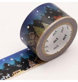 MT  MT washi tape Forest  illumination