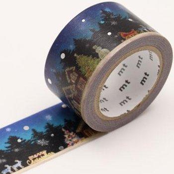 MT washi tape Forest  illumination