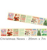MT masking tape Christmas news