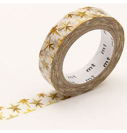 MT  MT washi tape Kerst top star