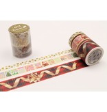 MT masking tape Kerst top star
