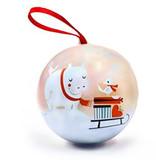Kerstbal Hippo verrassing
