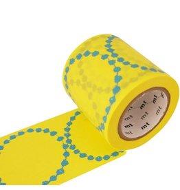 MT  MT masking tape ex tambourine geel