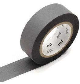 MT  MT washi tape matte gray