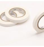 MT washi tape slim set white 6 mm