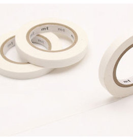 MT  MT washi tape slim set white 6 mm