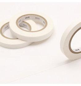MT  MT washi tape slim set white 6 mm