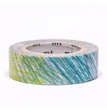 MT masking tape kapitza scribble