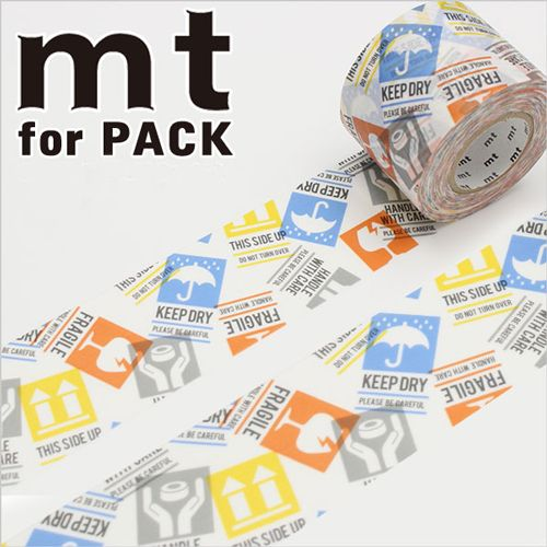 MT for Pack care mark