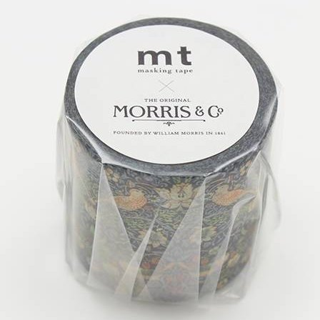 MT washi tape William Morris Strawberry Thief