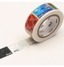 MT  MT washi tape kids colors