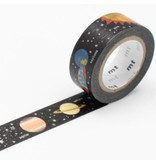 MT washi tape kids planeet