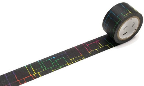 MT masking tape fab blackboard colorful