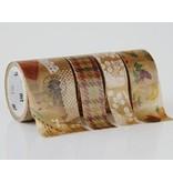MT washi tape fab chidori checked