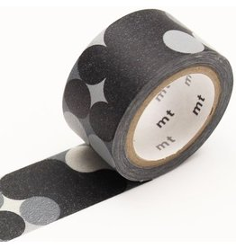 MT  MT washi tape fab blackboard dot