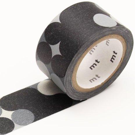 MT washi tape fab blackboard dot