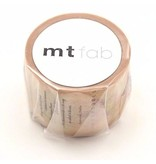 MT washi tape fab Flower