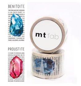 MT  MT washi tape fab Mineral ore