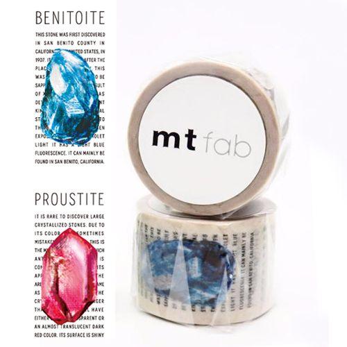 MT washi tape fab Mineral ore
