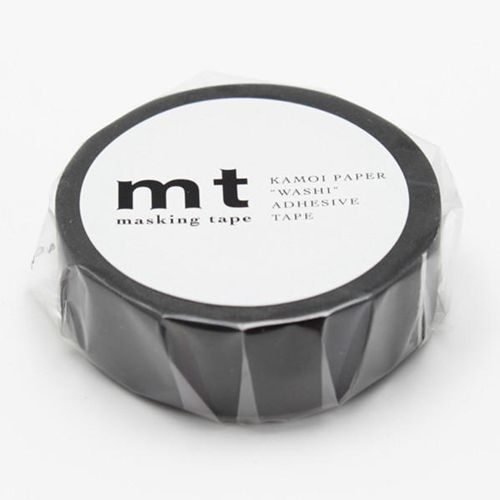 MT masking tape black