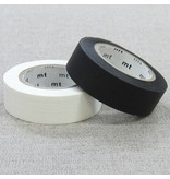 MT washi tape zwart