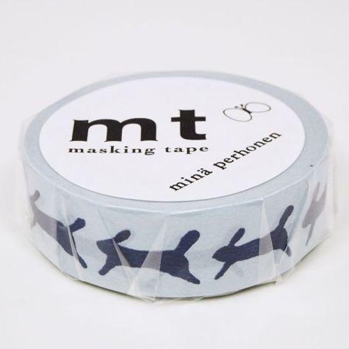 MT washi tape Run run run
