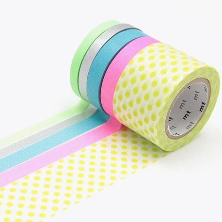 MT masking tape 5 pack suite M