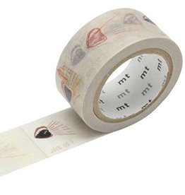 MT  MT masking tape ex Tadanori Yokoo hand and mouth