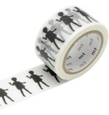 MT masking tape ex Doll black