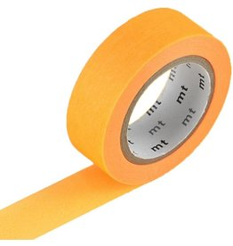 MT  MT washi tape shocking orange