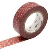 MT washi tape set Wamon 4
