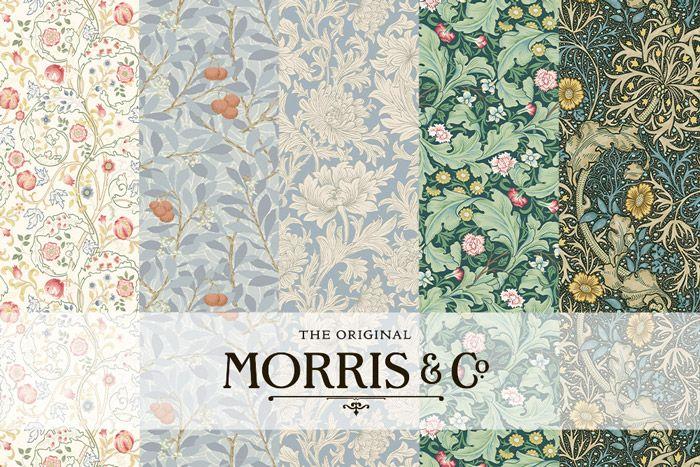 MT masking tape William Morris Mary Isobel
