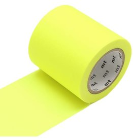 MT  MT casa washi tape shocking yellow 50 mm