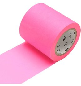 MT  MT casa washi tape shocking pink 50 mm