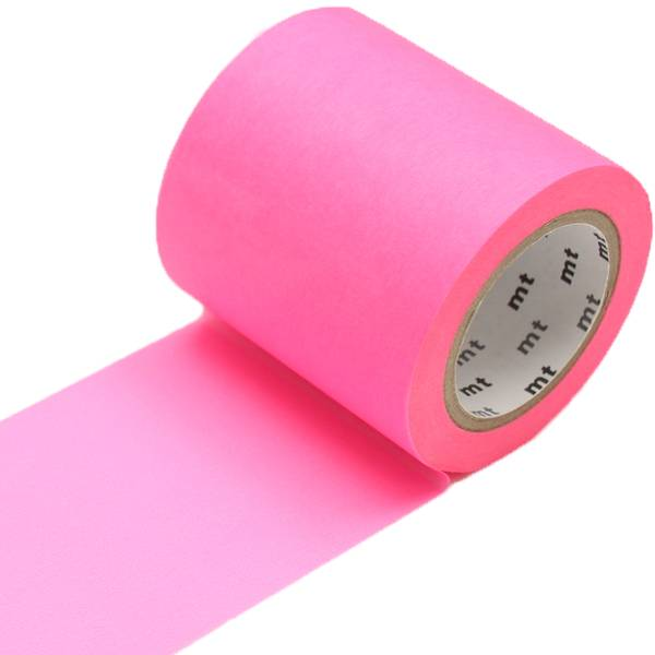 MT casa washi tape shocking pink 50 mm