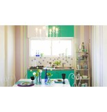 MT washi tape casa pastel emerald 100 mm